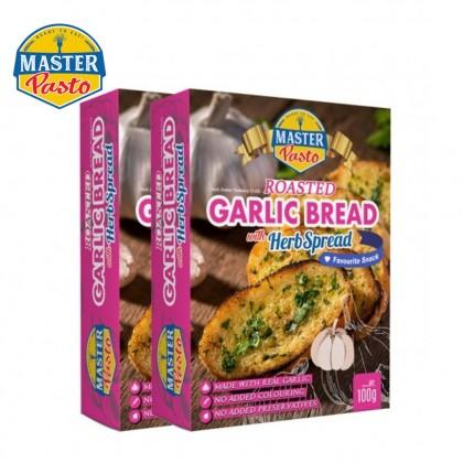 MASTER PASTO GARLIC BREAD