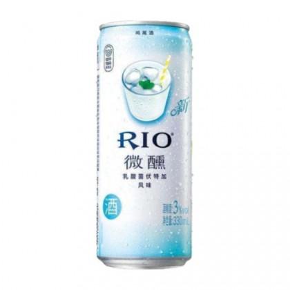 RIO COCKTAIL LESS SUGAR LIGHT 鸡尾酒 低糖 微醺