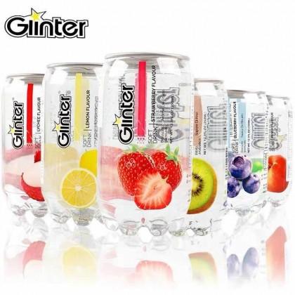 Glinter Sparkling Beverage & Keko Bird's Nest Flavoured Drinks