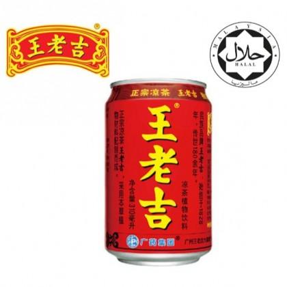 Wong Lo Kat Herbal Tea 王老吉凉茶 310ml Wanglaoji Wang lao ji