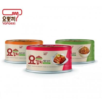 YOPOKKI YOKIMCHI 韩式泡菜 Weight: 120g