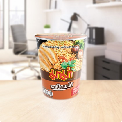 MAMA INSTANT CUP NOODLES 泰国妈妈 快熟杯面 Weight: 60g